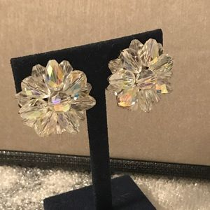 Unsigned Miriam Haskell Earrings